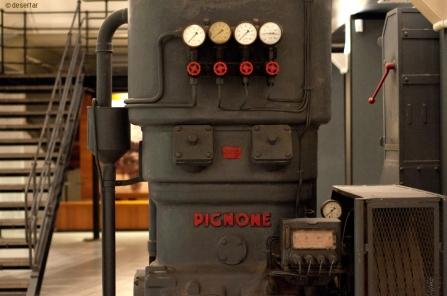 Compressore per avviamento motori diesel